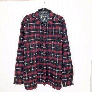 Vintage Eddie Bauer North Cascade Shirt Jacket.